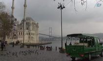 Şehitler Köprüsünden atlayan şahsın cenazesi Adli Tıpa götürüldü