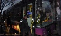 Kadıköyde belediye otobüsü dehşeti: 4 yaralı