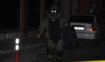 Boş valiz polis ekiplerini alarma geçirdi