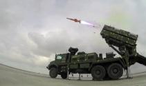 Türkiye'nin ilk yerli hava savunma füzesi