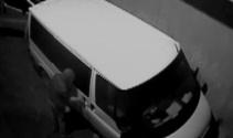 Hırsızların rahat tavrı pes dedirtti