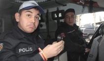 Engelliler polis oldu: Yakınları gözyaşlarına boğuldu