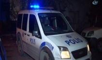 Metruk binada yanmış erkek cesedi bulundu