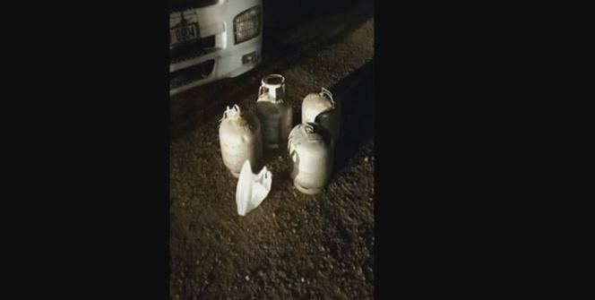 Kızıltepe'de patlayıcı yüklü araç ele geçirildi