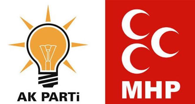 AK Parti- MHP ittifakında yarın liderlere sunum yapılacak