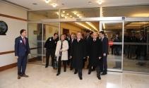 Darbe Araştırma Komisyonu Atatürk Havalimanında