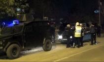 Türkiye genelinde 40 bin polisle Huzur operasyonu