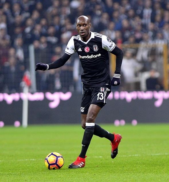 Beşiktaş Bursaspor maçı özel kareler