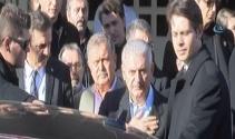 Başbakan Yıldırım yaralıları ziyaret etti