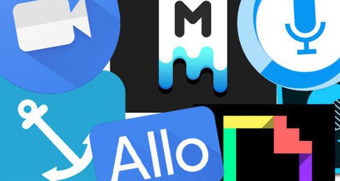 2016'nın en gözde Android uygulamaları