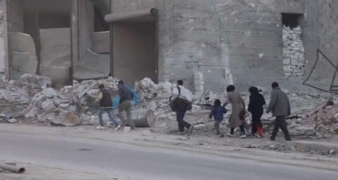 Tahliye edilen Haleplilerin sayısı 2 bin 284'e ulaştı
