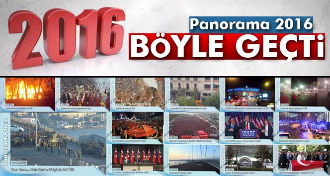 2016 böyle geçti! 2016 yılında Türkiye ve dünyada önemli olaylar!