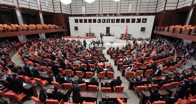 Sanayi ve Üretime Destek Tasarısı Genel Kurulda kabul edildi