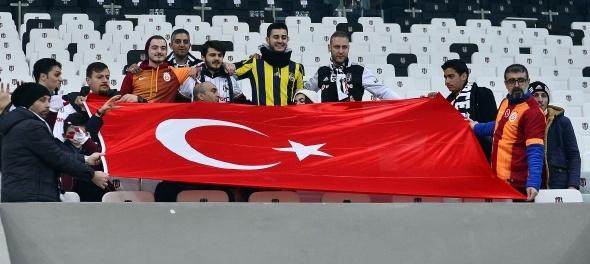 Beşiktaş Kayserispor Ziraat Türkiye Kupası maçı özel kareler