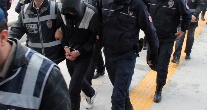 Gaziantepte DAEŞ operasyonu: 18 şahıs yakalandı