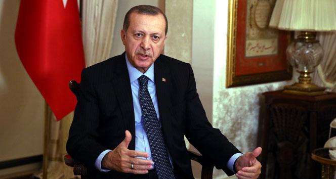 Cumhurbaşkanı Erdoğan The Guardiana 15 Temmuzu yazdı!