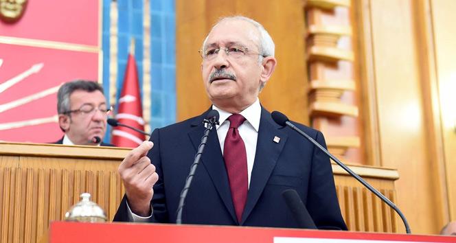 Kılıçdaroğlu: Şuanda çöken bir devlet gerçeğiyle karşı karşıyayız