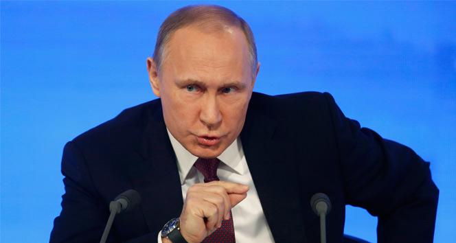 Rusya Devlet Başkanı Putin, BMGKyı acil toplantıya çağırdı