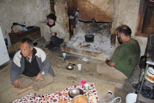 Manavgat'ta insanlık dramı