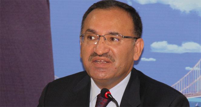 Bakan Bozdağ'dan Kılıçdaroğlu'na kınama
