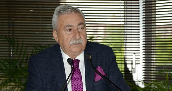 TESK Genel Başkanı Palandöken: Yerel ekonomi coğrafi işaretler ile güçlenir