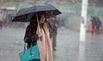 Meteoroloji uyardı! 3 il için kuvvetli yağış uyarısı