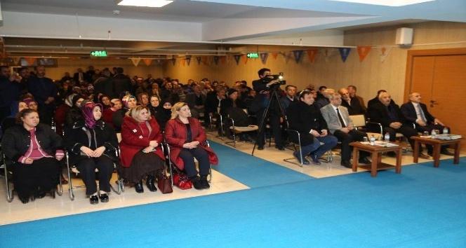 Başkan Büyükkılıç, belediyenin çalışmaları hakkında bilgiler verdi