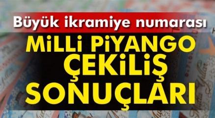 Milli Piyango çekiliş sonuçları tam liste! Yılbaşı bileti tam liste sorgulama (2017 MPİ Çekiliş Sonuçları)