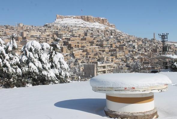 Mardin'den kartpostallık manzaralar