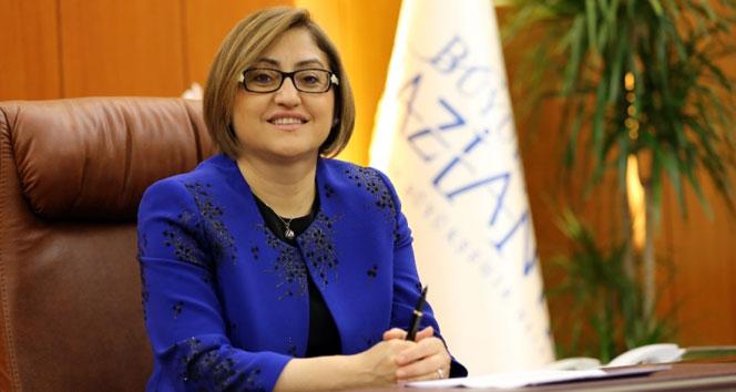 Gaziantep Belediye Başkanı Şahin'den istifa açıklaması