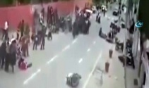 Bangladeş 5.5 büyüklüğünde depremle sarsıldı