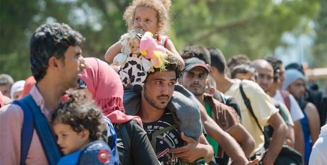 Ateşkesle bilikte 2 bin 200 aile Halep'e döndü