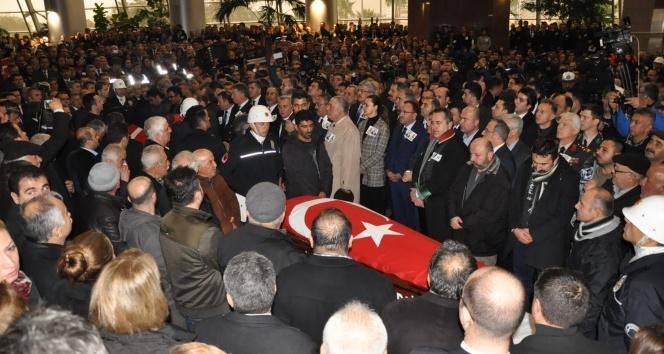 İzmir şehitleri son yolculuğuna uğurlandı