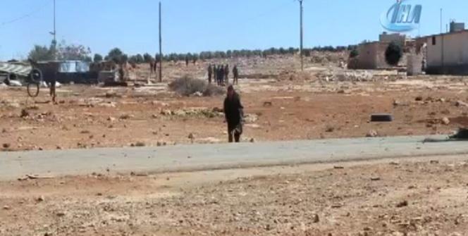 Suriye'nin kuzeyinde bin 800 kilometrelik alan DEAŞ'tan alındı