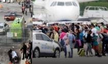 ABD'de havalimanı saldırısı: 5 ölü 8 yaralı