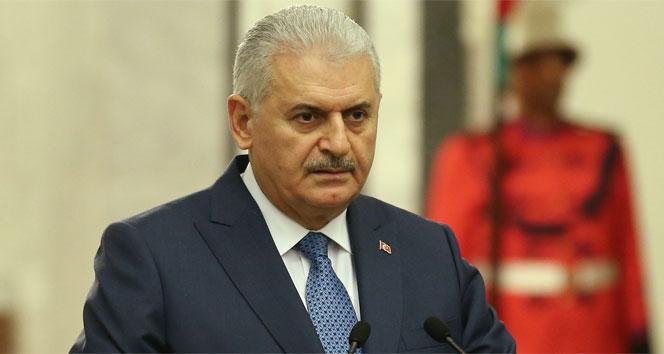 CHPnin Danıştay kararına Başbakan Yıldırımdan cevap