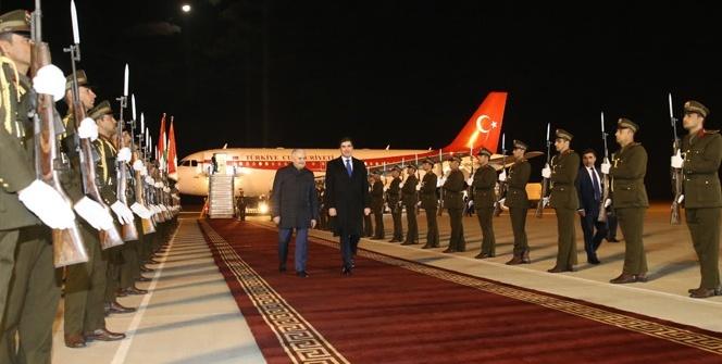 Başbakan Yıldırım Erbil'de