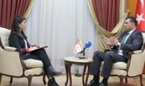 KKTC Başbakanı Cenevre'deki konferans öncesinde net konuştu