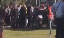 Kudüs'te kamyon kalabalığa daldı: 3 ölü, 15 yaralı