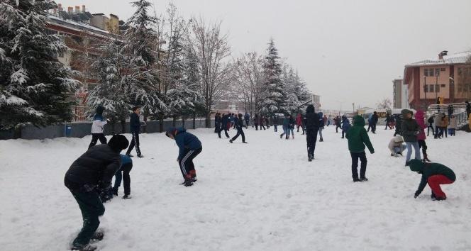 Bitlis ve Van'da okullar tatil edildi!