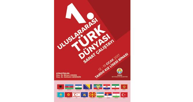 YDÜ Türk Dünyası Sanat Çalıştayına Katılıyor