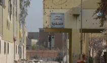 DEAŞ Musul'da hastaneyi silah deposu olarak kullanmış