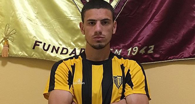 Fenerbahçeli eski oyuncu Merih Demiral, Sporting Lizbonda