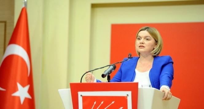 CHPli Selin Sayek Bökeden anayasa teklifi açıklaması