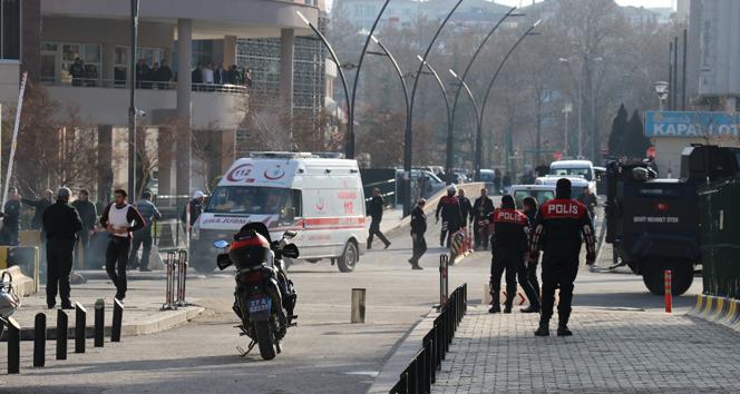 Gaziantep Emniyetine yapılan saldırıyla ilgili 3 kişi gözaltına alındı