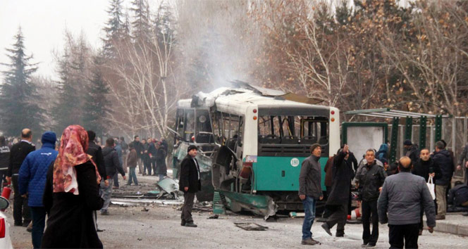 Kayseri'deki terör saldırısı ile ilgili yeni gelişme!