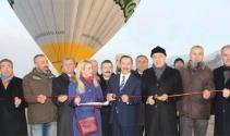 Pamukkale'de balon uçuşları tekrar başladı