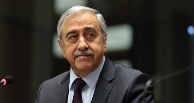 KKTC Cumhurbaşkanı Akıncı İstanbul'da gidiyor