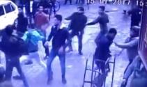 Konyada Suriyelilerin laf atma kavgası: 1 yaralı