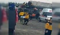 Diyarbakırda polise saldırı: 1 şehit, 9 yaralı